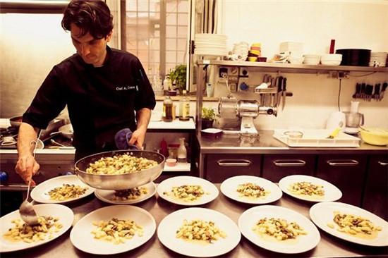 与美食厨师亲密v美食外卖10个心灵学做美食前往速乐达地方图片