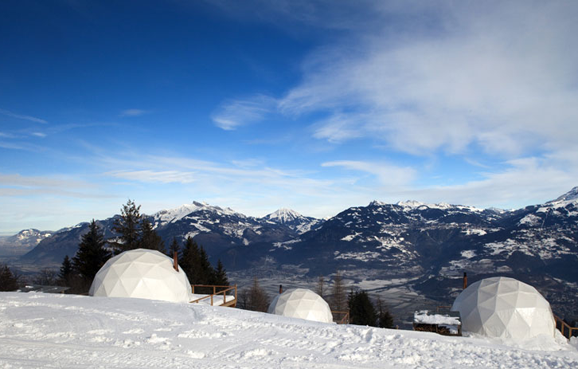 高海拔之恋 山顶帐篷里的浪漫