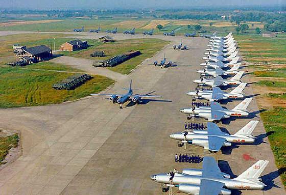 军事资讯_专家:战略轰炸机显国家军事实力
