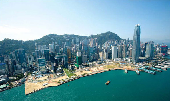 Hong Kong Contracted Atkins To Design The Third Phase Of