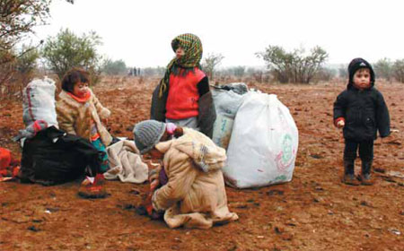 the humanitarian crisis of the syrian civil war Syria's civil war has generated the world's gravest refugee crisis in a  syria refugee crisis:  datablog aid funding for syria's humanitarian crisis – get the.