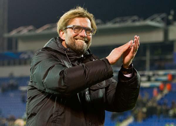 Borussia Dortmund Manager Juergen Klopp