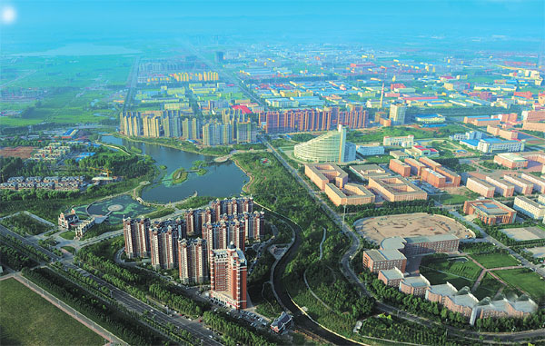 Synergy Blue Valley >> changchun national high tech industrial development zone ...