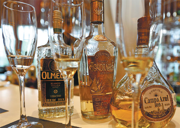 premium tequilas offer an intriguing array of aromas and ...