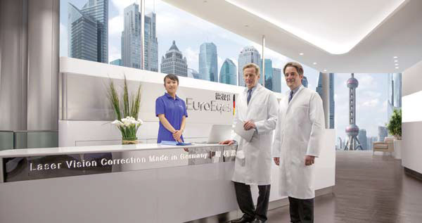 Euroeyes Offers Chinese Patients The Same Standard Of Care