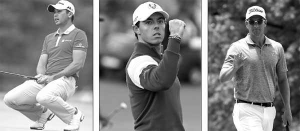 withdrawals from the rio olympics by world no 1 jason day left no 4 rory mcilroy and no 8 adam