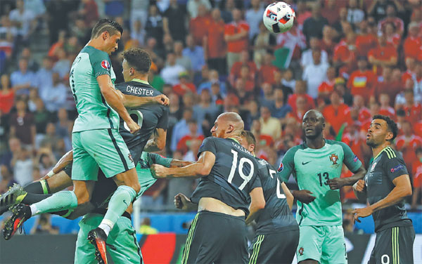 Movie Poster 2019: Ninth European Championship Goal Helped Power Portugal