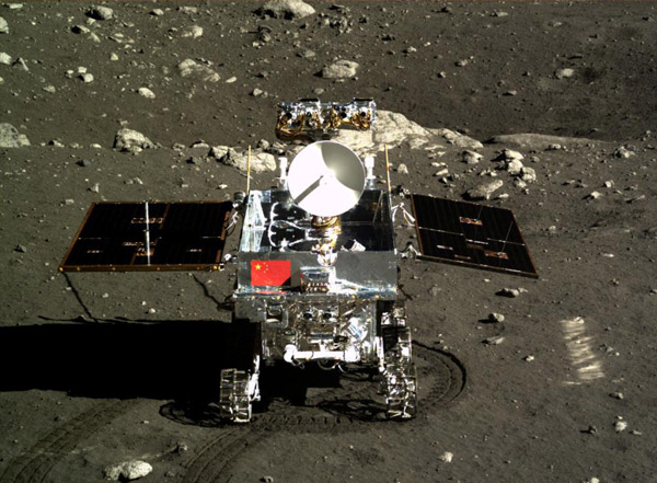 Nationwide Claims Number >> image of lunar rover yutu taken by chang e3 china s first ...