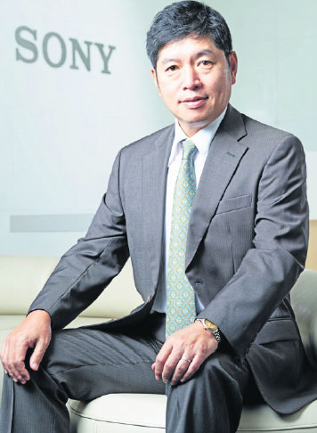 Hiroshi Takahashi President Of Sony China Co Ltd Said His Priority In China Is To Better