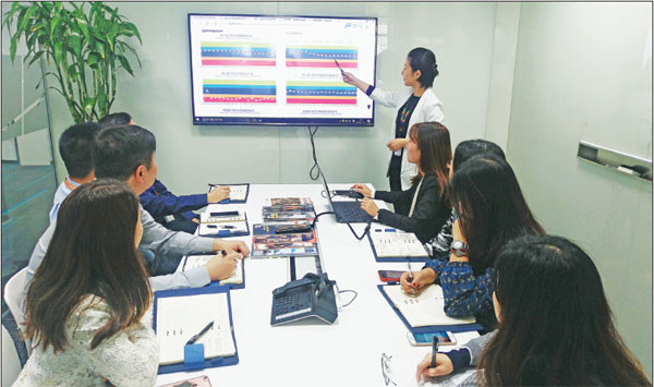 Fair Deal Auto >> staff at 3golden beijing technologies co ltd participate in a tech seminar for cloud data mining ...
