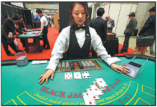 Twin arrows casino