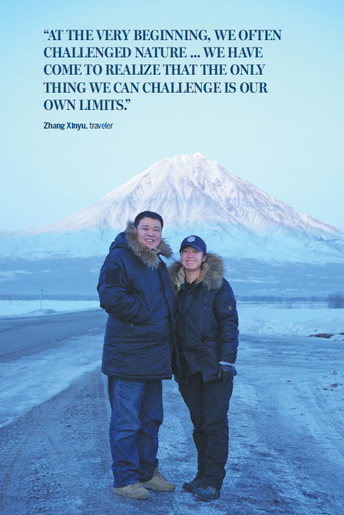 Parks Auto Sales >> the couple visits kamchatka russia during their latest adventure on a harbin y12 aircraft ...
