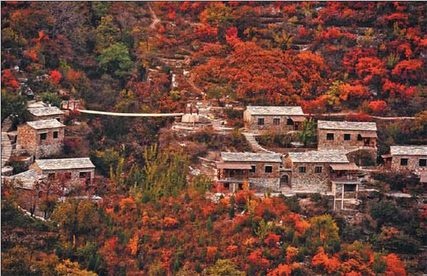 Countryside Auto Sales >> huangshandian village in southwest beijing s fangshan ...