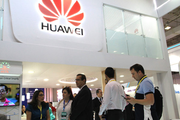 Huawei uses Brazil exhibition to show products |<!-- ab 18767090
