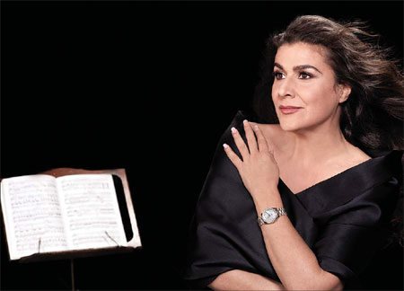 Cecilia Bartoli Is Touring The Chinese Mainland For The