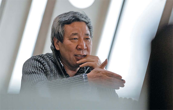 Yan Lianke Is The First Chinese Writer To Win The Franz