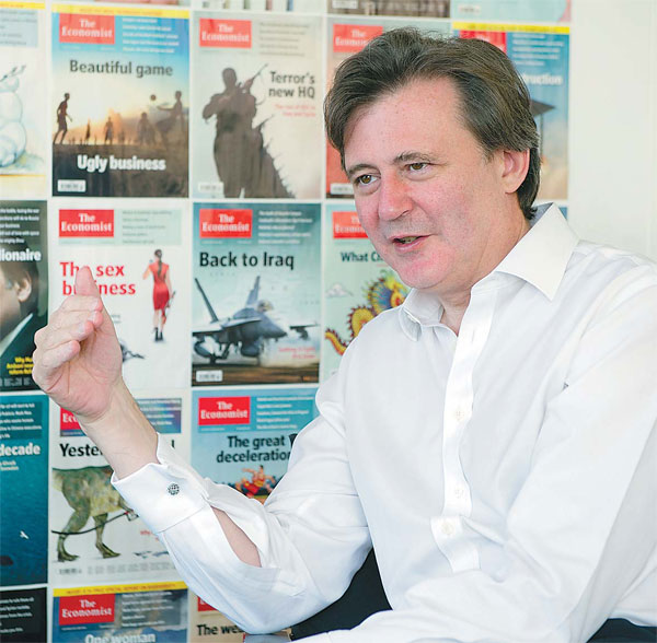 Micklethwait Says On Speaking Tours Around The World
