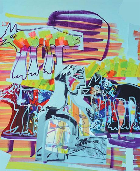 Flipboard How Much Longer Will Foreigners Buy The Growing: Norwegian Artist Erik Steffen Alvaer Finds Artistic