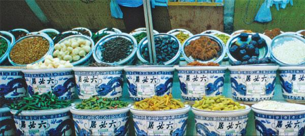 Jars Of Pickles By Liubiju A Beijing Pickle Maker That Is
