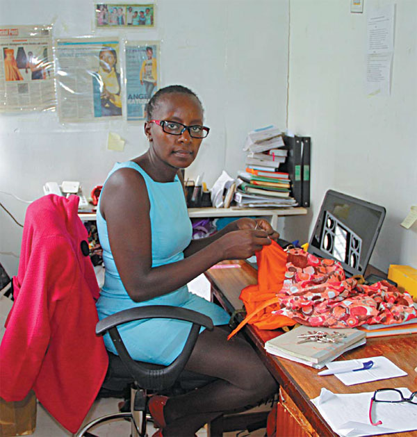 kenyan designer mercy makena says she has found new frontiers in china ...