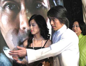 Eva huang feels grateful to stephen chow voltagebd Choice Image