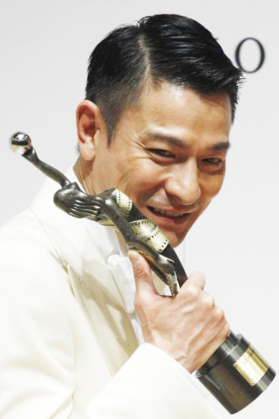 andy lau and aaron kwok