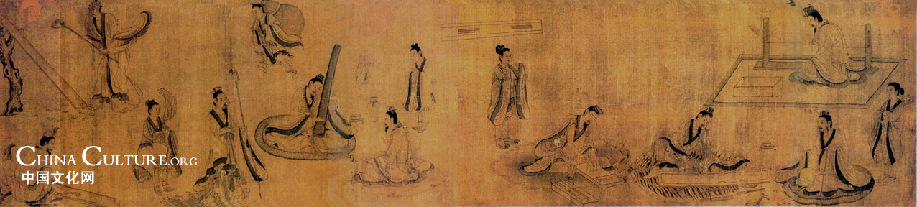 histpry of the guqin
