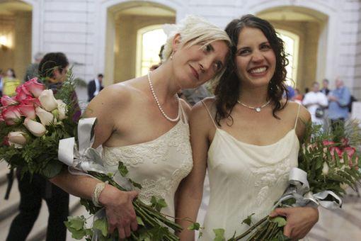 California Gay Weddings - California Lesbian Weddings