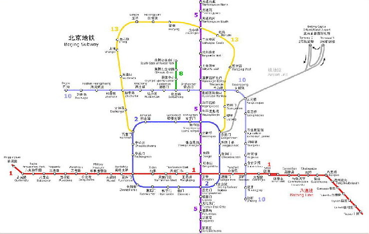 Journey into chinese culture along subway lines for 3 cakewalk terrace