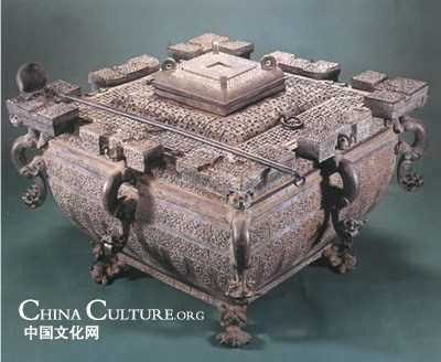 The ritual and music culture in ancient China