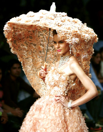 Top 10 Shots At Indian Fashion Weeks Manish Malhotra Designers