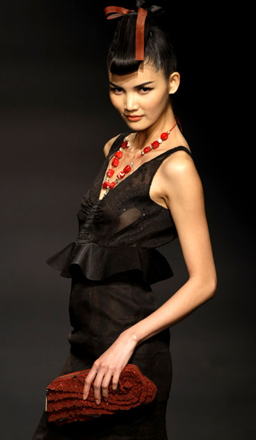 Popular Chinese Fashion Designers Chinese fashion designer Liang