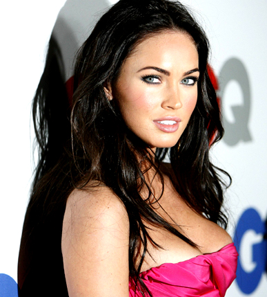 Megan Fox, Leonardo DiCaprio pose at GQ magazine