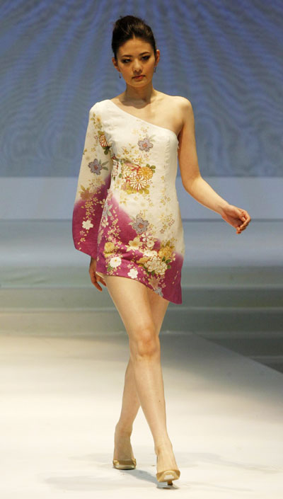 Fashion brand Gianni Castelli at HK Fashion Week for Fall/Winter 2009