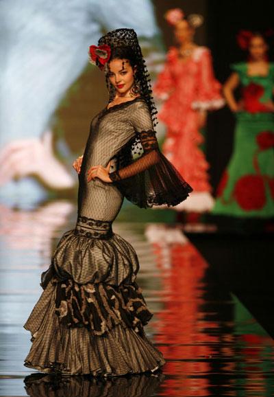Seville Fashion: JeannyTSY Site, Health & Beauty: Int'l Flamenco Fashion