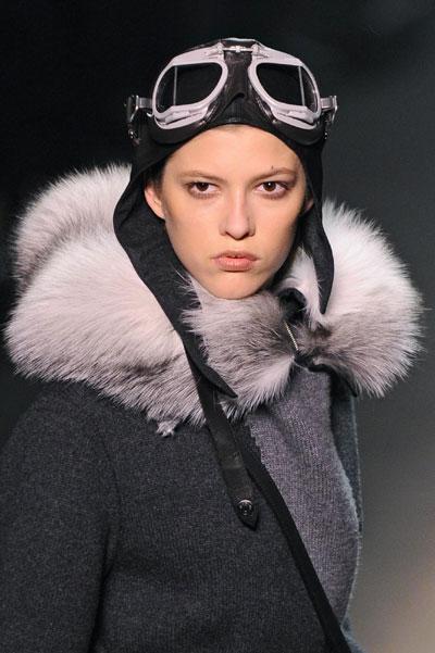 Hermes Fall/Winter women's ready-to-wear fashion ...