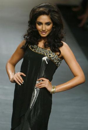 Lakme Fashion Week in Mumbai