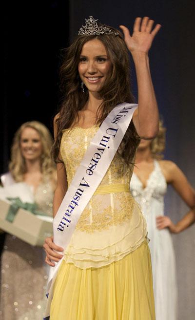 Miss Universe Australia 2009