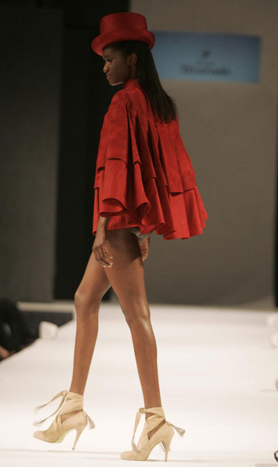 Festimode fashion show in casablanca for Fashion design agency