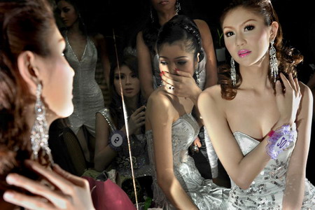 20-year-old crowned most beautiful transsexual