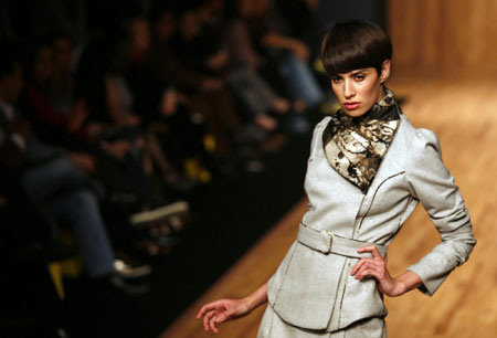 Mexico Fashion Week Autumn/Winter 2009