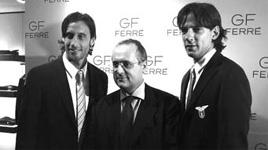 GF Ferre to partner Lazio