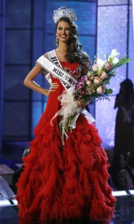 Miss Universe gala