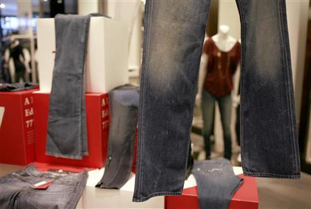Premium denim still hot with U.S. consumers, investors