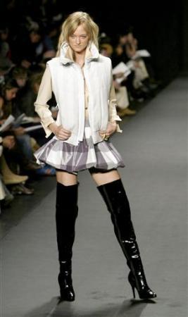 Mini-skirt madness