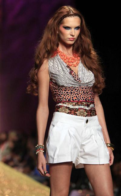 New York Fashion Week: Baby Phat Spring 2010