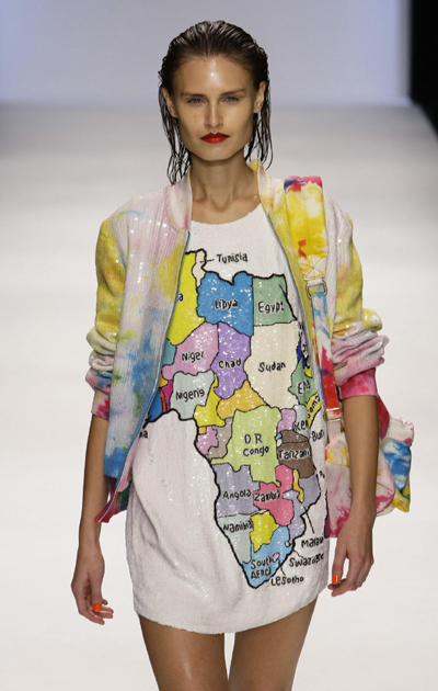 London Fashion Week: Ashish 2010 Spring/Summer