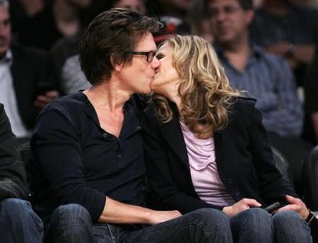 Celebrity kisses Javier Bardem Actor