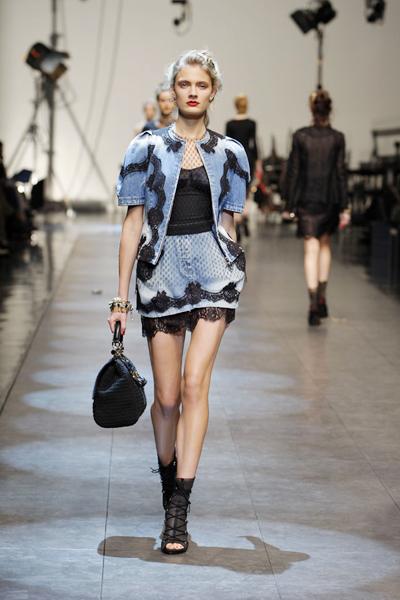 Dolce & Gabbana Spring/Summer 2010 women's collection