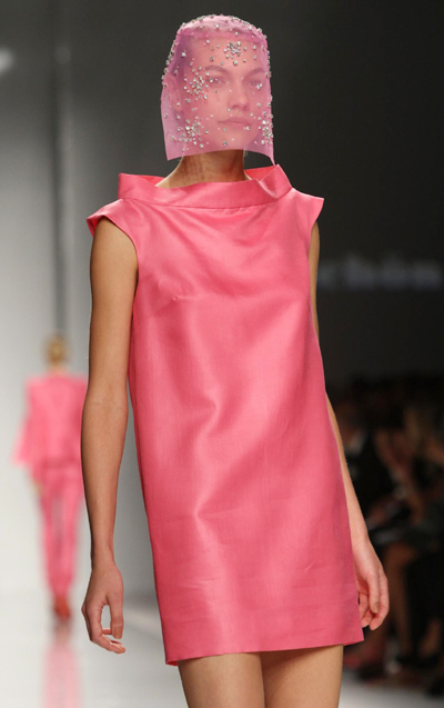 Mila Schon Spring/Summer 2010 women's collection